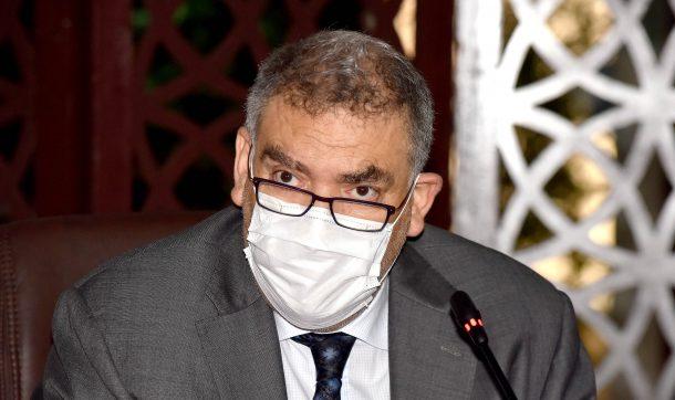 Morocco Minister of Interior Abdelouafi Laftit