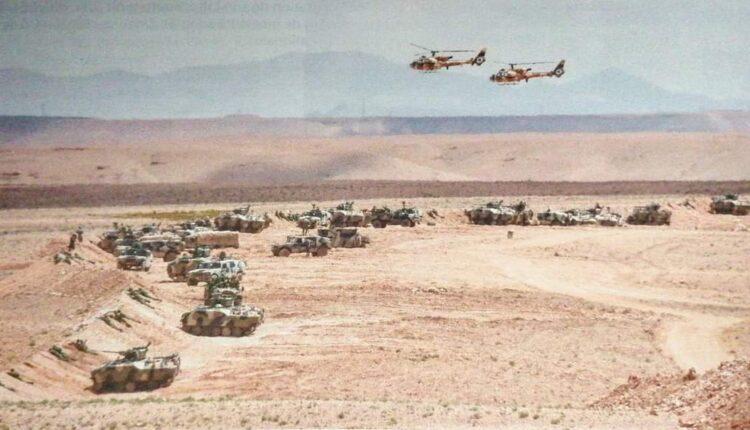 Polisario violates ceasefire agreement, Morocco Armed Forces Intervene