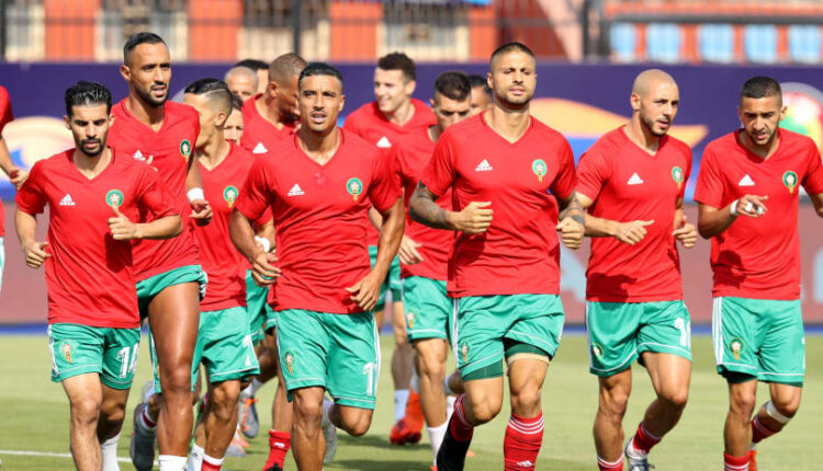 Two Moroccan Football Players infected by Covid-19