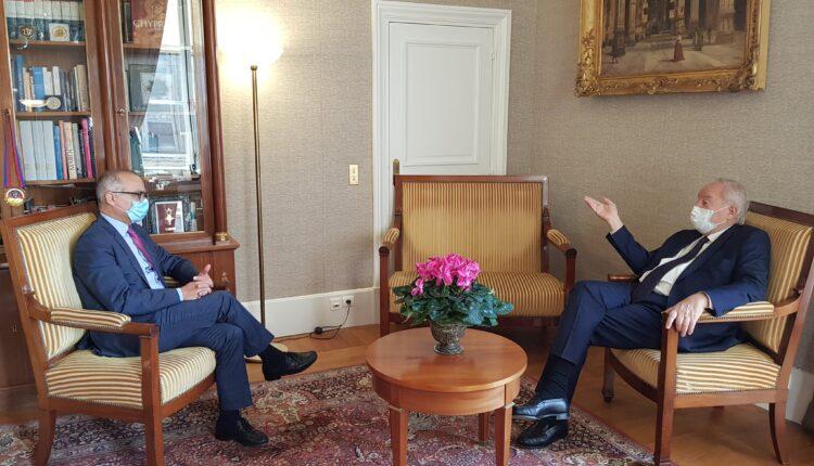 French Senate Supports Morocco