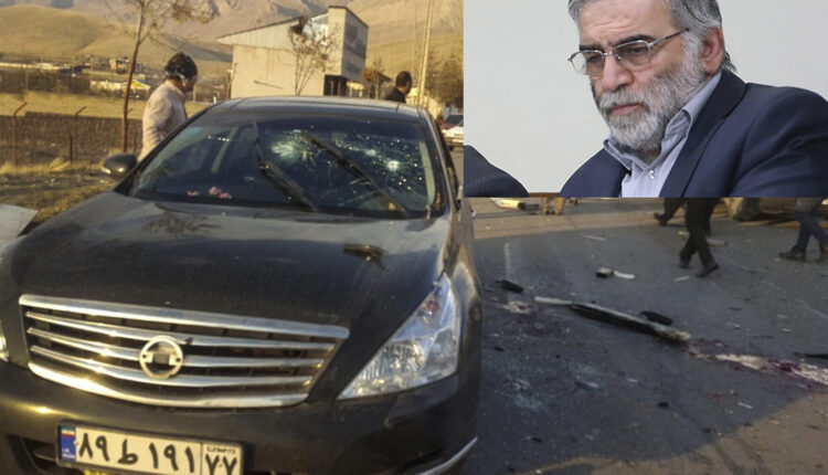 Assassination of Iranian Nuclear Scientist Triggers Questions