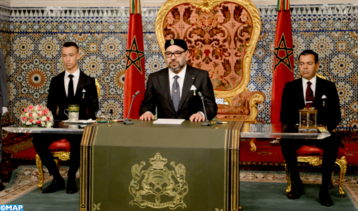 HM Mohammed VI to address a Speech on the Anniversary of the Green March