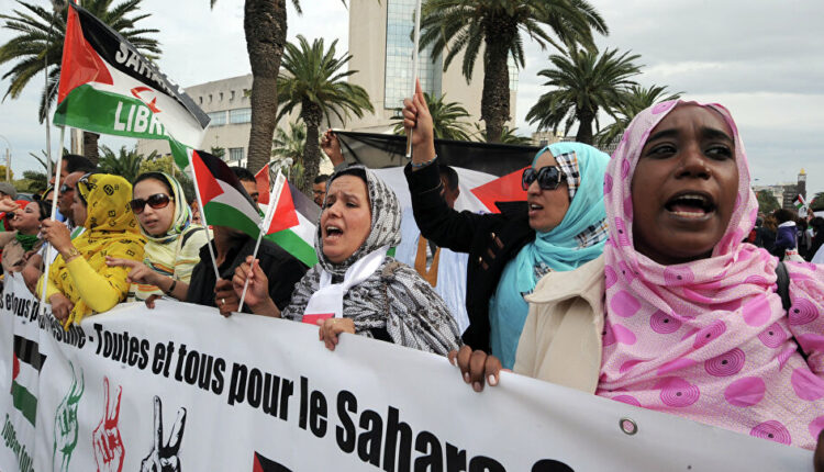 """Palestine shows full support for separatist """"Polisario"""""""