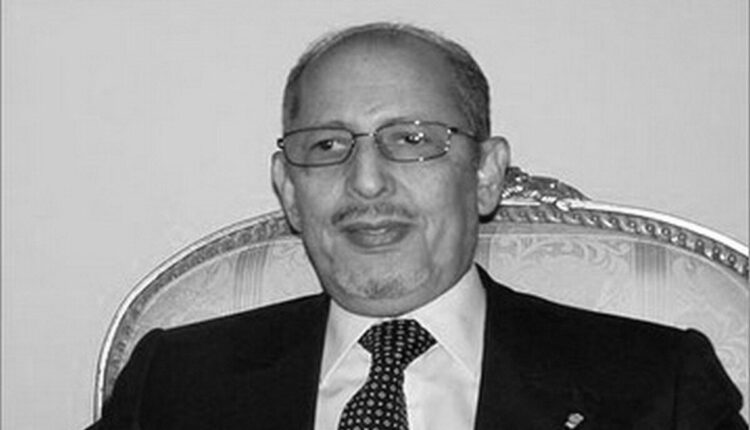 Death of the Former Mauritanian President