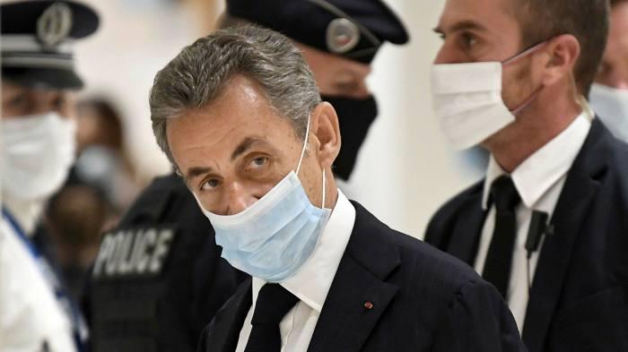 Sarkozy Faces Trial