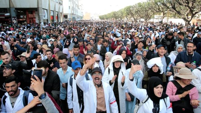 Contractual recruitment reduces the rate of unemployment in Morocco
