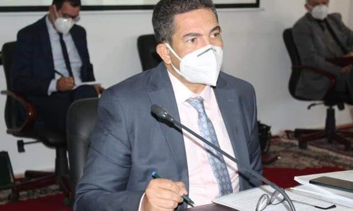 Minister of Education Said Amzazi