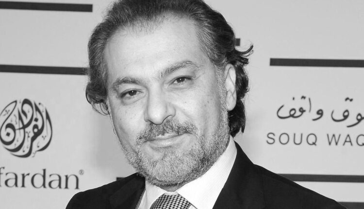 The pioneer of historical drama, the Syrian director Hatem Ali, died on Tuesday 29 December, in Cairo at the age of 58 due to a heart attack.