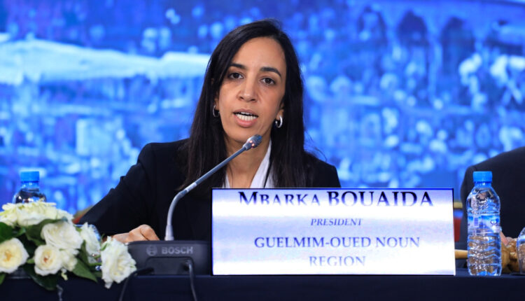 The Region of Guelmim-Oued-Noun supports the Victories of Royal Diplomacy