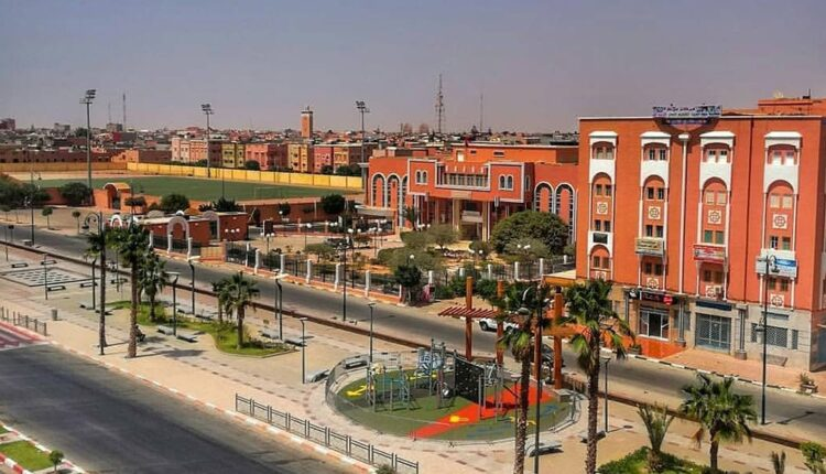 Istiqlal Party in Laayoune organizes a mass speech festival acknowledging the U.S recognition of Morocco's sovereignty over western Sahara