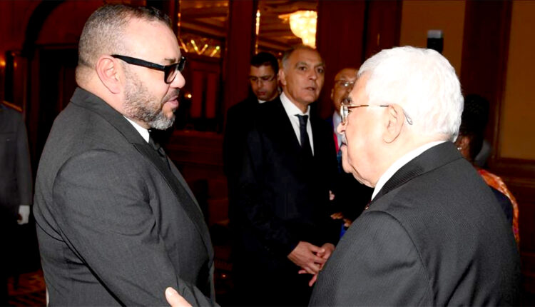 His Majesty, King of Morocco, Mohammed VI, addressed a message to His brother, His Excellency Mahmoud Abbas Abu Mazen, President of the State of Palestine.