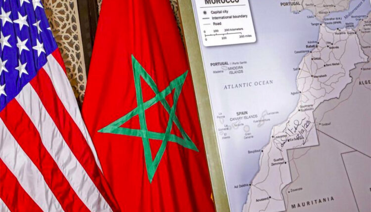 Israeli Officials Apologize for Displaying Imaginary Borders on the Moroccan Map
