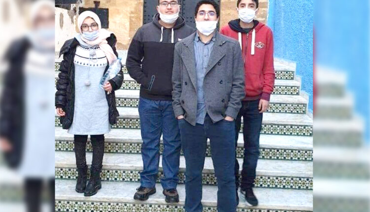 Morocco's National Team has won second place in the second term of the International Mathematical Olympiad in Arabic which took place remotely due to Covid-19 safety measures.