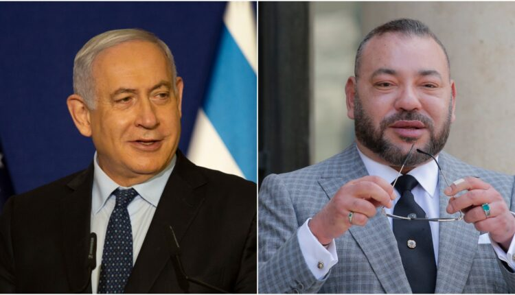 His Majesty, King of Morocco, Mohammed VI had a telephone call today with the Prime Minister of the State of Israel, Benjamin Netanyahu.