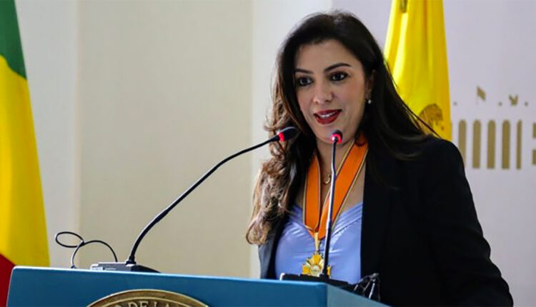 Morocco's ambassador to Colombia and Ecuador, Ms. Farida Loudaya provided important insights and information about the latest news.