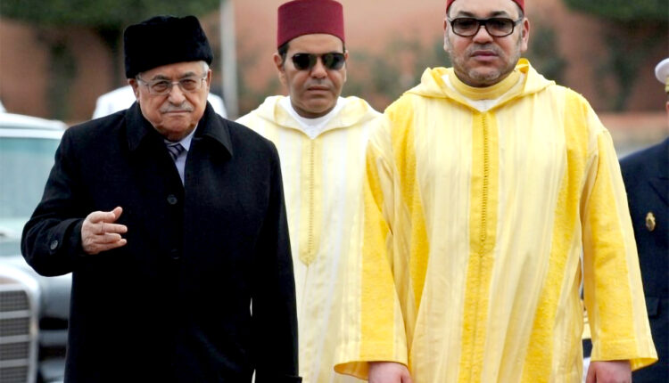 """""""Morocco has always placed the Palestinian question at the same level as the Moroccan Sahara question."""""""
