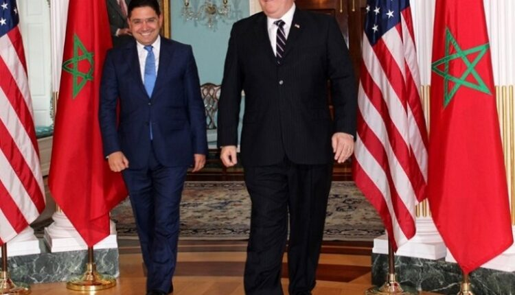 """U.S. Secretary of State: """"We hope that Moroccans can find a way through this."""""""
