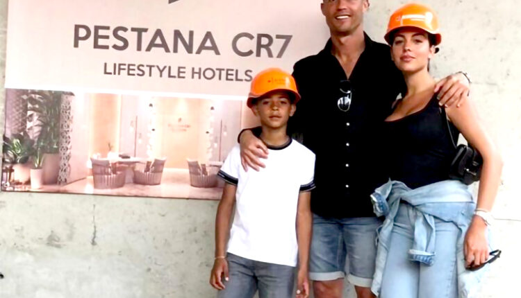 """Cristiano Ronaldo, the Italian Juventus star, to open his first hotel in the Moroccan city of """"Marrakech"""" by February 2021, as part of his luxury hotel chain."""