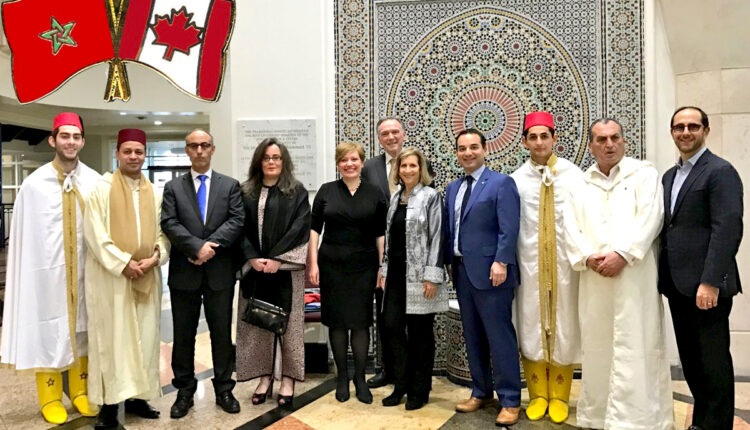 Toronto: the Moroccan Jewish community is proud of the role of HM the King in favor of peace in the Middle East