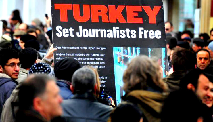 Journalists worldwide are being persecuted as governments are cracking down on them each day that passes. But there are a few countries that seem to stand out from the crowd almost every year.