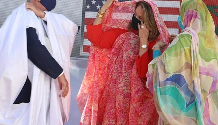 U.S ambassador in Dakhla, Morocco