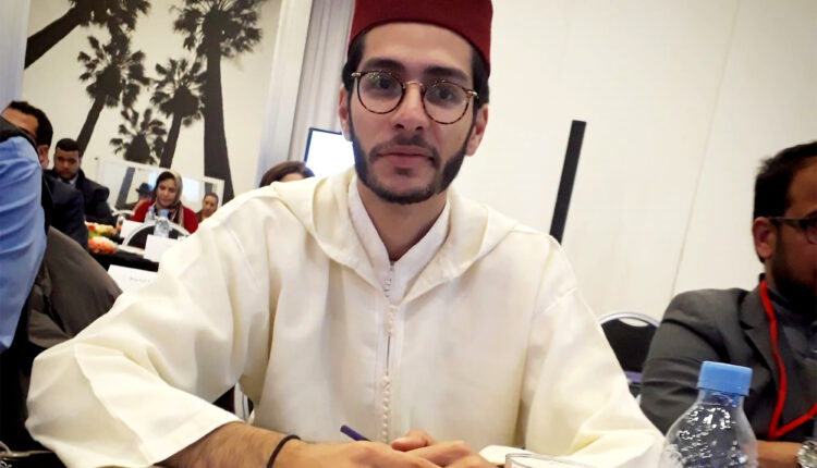 First Moroccan under the age of 30, Nidal Benali, appointed to represent the UN Major Group for Children and Youth (UN MGCY) by the United Nations as one of the Global Focal Point for Peace and Security.
