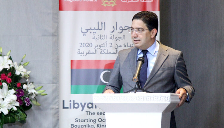 FM Nasser Bourita hailed today, Saturday 23 January, the great progress the Libyan political dialogue has achieved in Bouznika, Morocco.