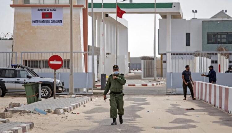 """""""Polisario"""": Propaganda about War in Guerguerat Crossing"""