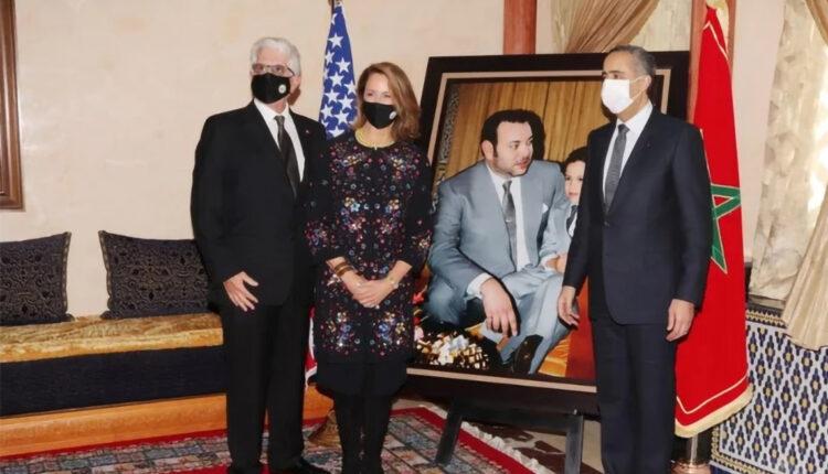 Abellatif Hammouchi hosts US Ambassador
