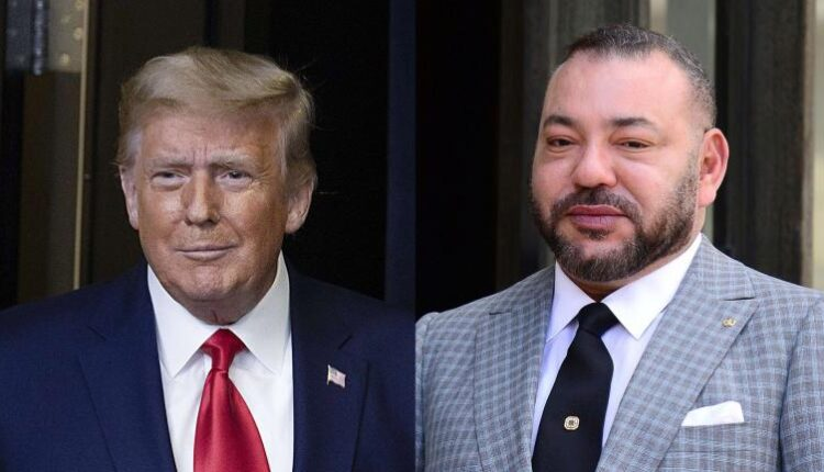 His Majesty, King of Morocco, Mohammed VI awarded on Friday 15 January Donald Trump highest award for his work in advancing peace in the Middle East through brokering normalization deals.