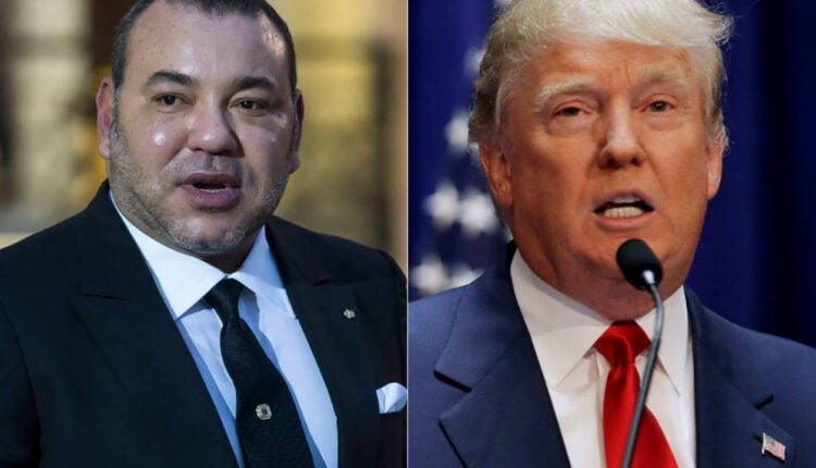 President Donal J. Trump awarded on Friday 15 January the Legion of Merit, Degree Chief Commander, to His Majesty, King of Morocco, Mohammed VI.