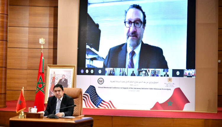David Schenker, US Assistant Secretary Bureau of Near Eastern Affairs, stressed that Morocco's Autonomy Initiative is the most realistic option for resolving the conflict over Moroccan Sahara