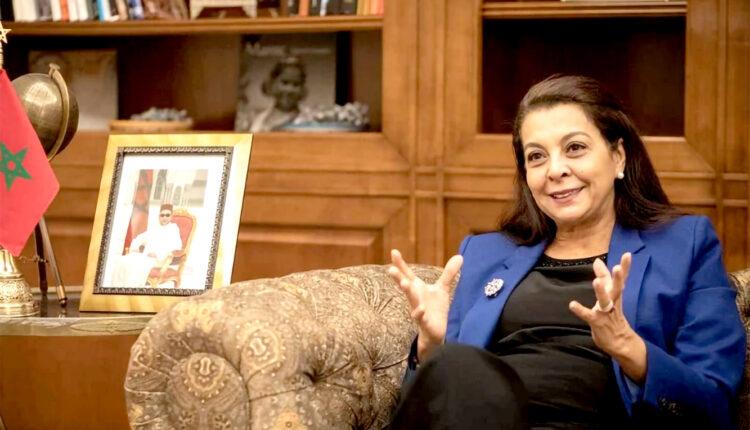 Ambassador Karima Benyaich lists the elements of success of Morocco: International commitment, Economic Development, Social Coexistence.