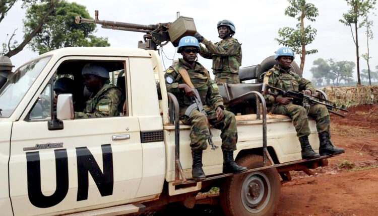 Central African Republic UN Chief appeals for more Troops as Country-Wide State of Emergency is Declared