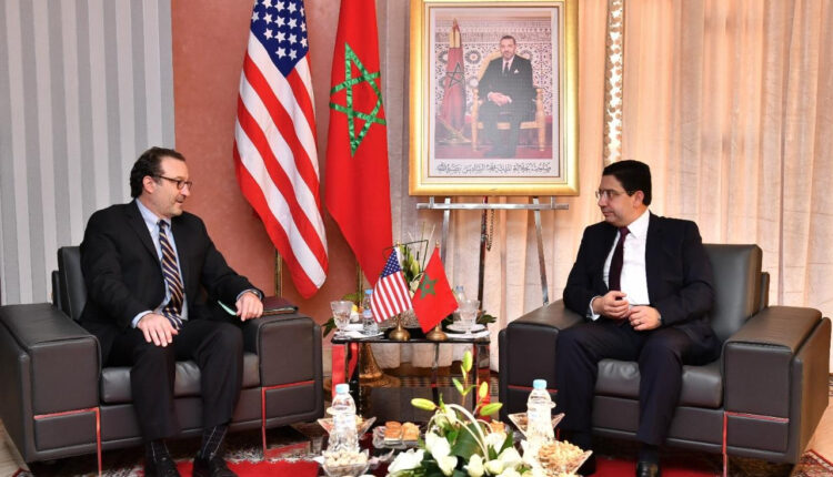 Jerome L. Sherman, Press Attaché of the US Embassy in Rabat, described the visit of US officials to Dakhla city as a historic one adding that it is the first time a US ambassador to Morocco visits Dakhla.