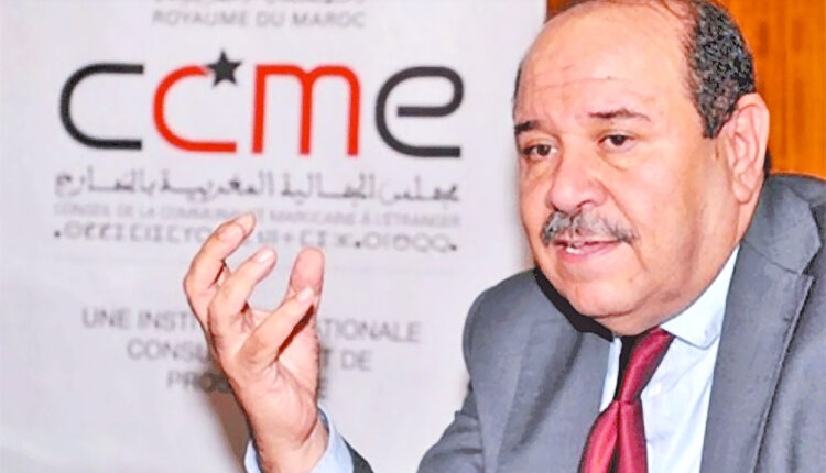 Boussouf Warns of Extremist Discourse Dangers on the Youth and Pressure Surrounding Imams Training in Europe