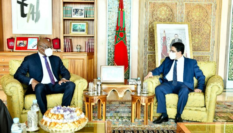 Morocco and Congo to Strengthen Bilateral Ties and Fight Terrorism