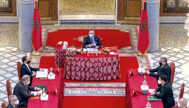 HM King Mohammed VI Inquires of Minister of Interior about the Tangier Factory Tragedy