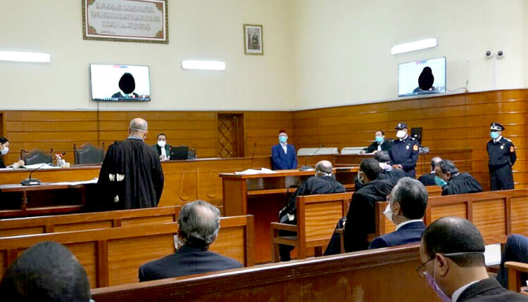In a precedent of its kind, the rules committee of the Zagora court, carried out yesterday Monday February 15th, a bold and unprecedented jurisprudence, contrary to what is circulated regarding Article 490 of the Criminal Code