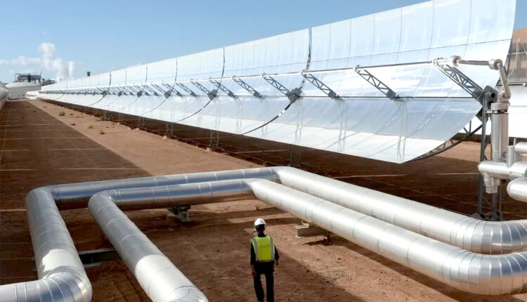 """The international organization """"The Borgen Project"""", specialized in environmental affairs has indicated in a recent report that """"Morocco has turned into a great energy producer"""""""