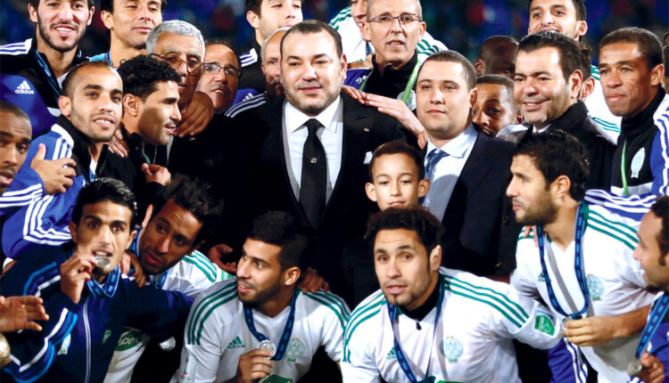 HM King Mohammed VI Returns to Stadiums to Attend the Finals of Arab Club Championship