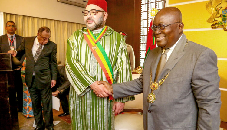 """Imane Ouaadil: """"I am confident that the ongoing dynamic between Morocco and Ghana will bring our two countries to work together and explore new and untapped opportunities for the sake of our peoples' prosperity and well being."""""""