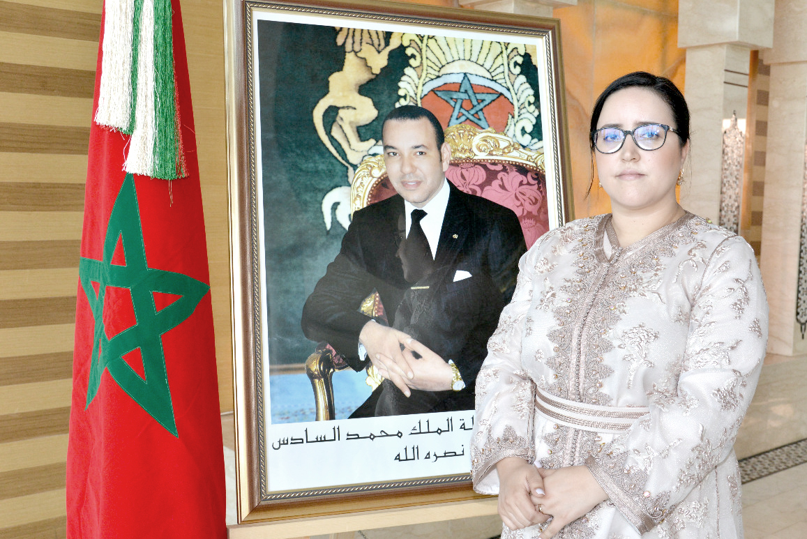 Imane Ouaadil: Ambassador of His Majesty Mohammed VI King of Morocco to Ghana