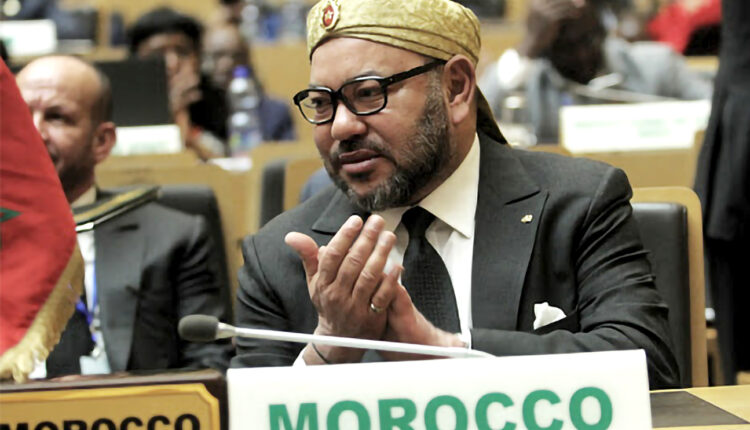 His Majesty the King Mohammed VI sent a congratulatory letter to Moussa Faki Mahamat on the occasion of his re-election as Chairperson of the African Union Commission