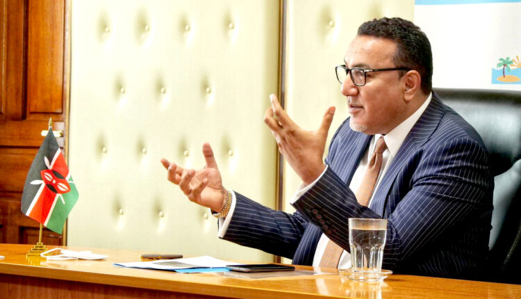Najib Balala: South-South Cooperation is a Unique Example of Morocco's Commitment to Africa