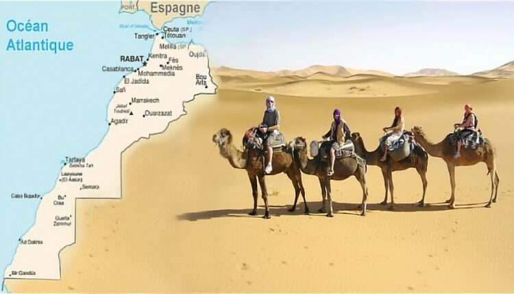 """The American """"Axios"""" website reported that President Joe Biden's administration is """"in no rush to reverse Trump's move on Western Sahara."""""""