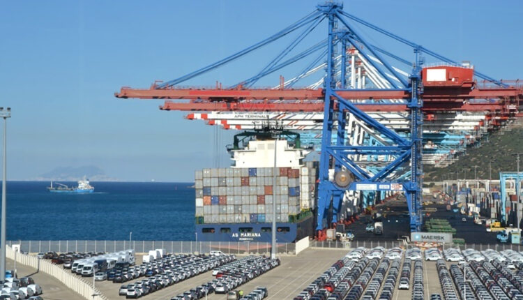 In recent years, Spain has controlled freight traffic between the Mediterranean and the Atlantic, but Morocco is now prospering and outshining its Spanish rival.