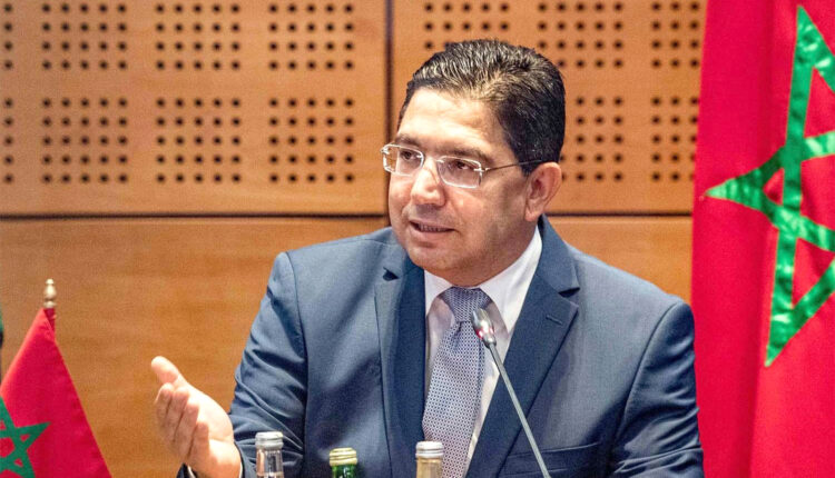 """Bourita : the Sahara Related Meeting of PSC is an """"Insignificant Event"""""""