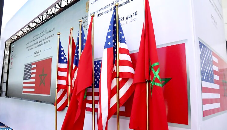 Chargé d'Affaires at the US Mission to Morocco to Conduct an Official Visit to Dakhla