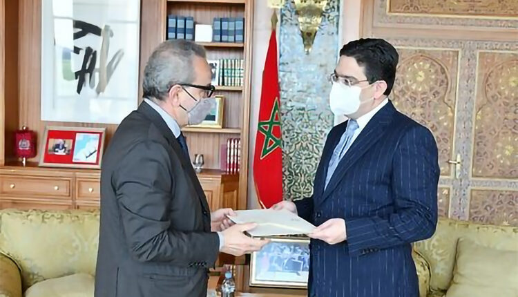 Italy Appoints a New Ambassador to Morocco